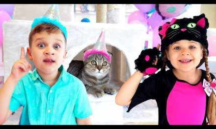 Diana and Roma — The best cat stories for kids