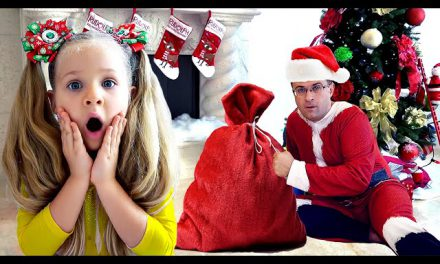Diana and Daddy — funny stories before Christmas