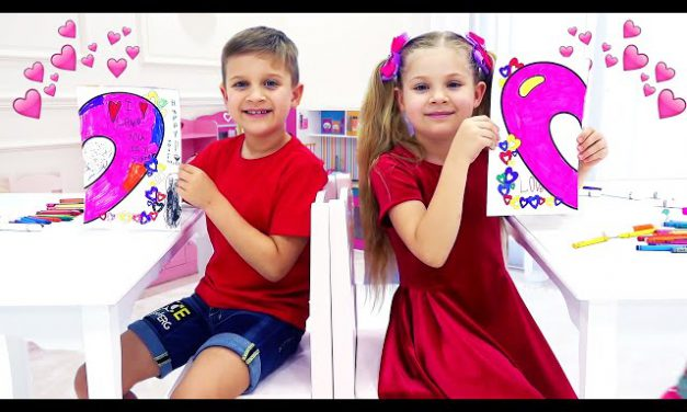 Diana and Roma — new Funny stories about «Love, Diana» Toys for children