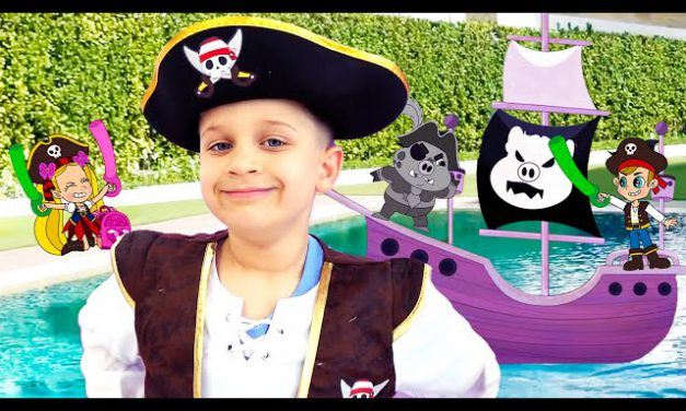 Roma and Diana Adventures in a Magical Cartoon World! Сompilation 4, Funny Cartoons for kids